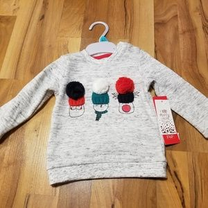 Kids F&F holiday Christmas sweater